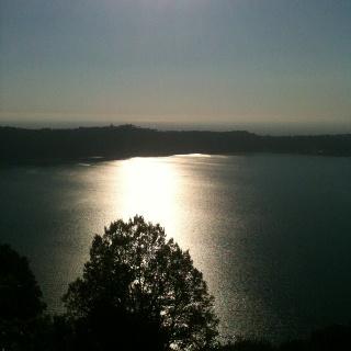 Lake Albano ( Castelgandolfo)