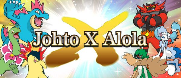 Pokemon Ultra Sun/Ultra Moon - Scouting Report: Johto x Alola Online Competition   With new Pokémon adventures come new Pokémon Global Link Online Competitions! Its time to get ready for the Johto x Alola Online Competition the first Online Competition to feature Pokémon Ultra Sun and Pokémon Ultra Moon. This Double Battle tournament will permit the Pokémon found in the Alola regions expanded Pokédex. And to celebrate the recent release of Pokémon Gold and Pokémon Silver on Virtual Console…