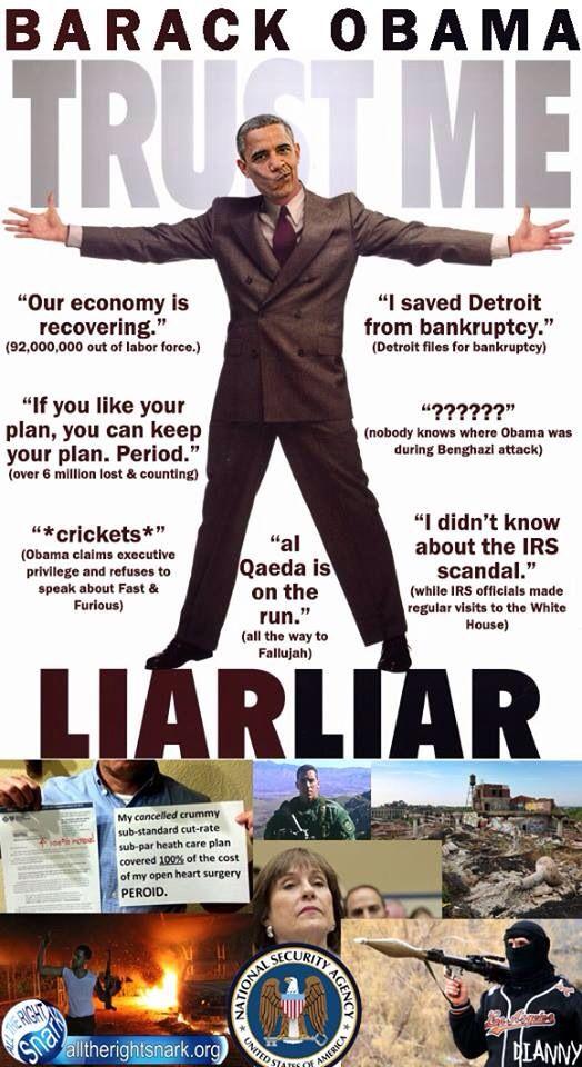 Image result for Obama liar