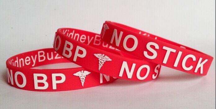 The No BP/No Stick Fistula Protector Wristband
