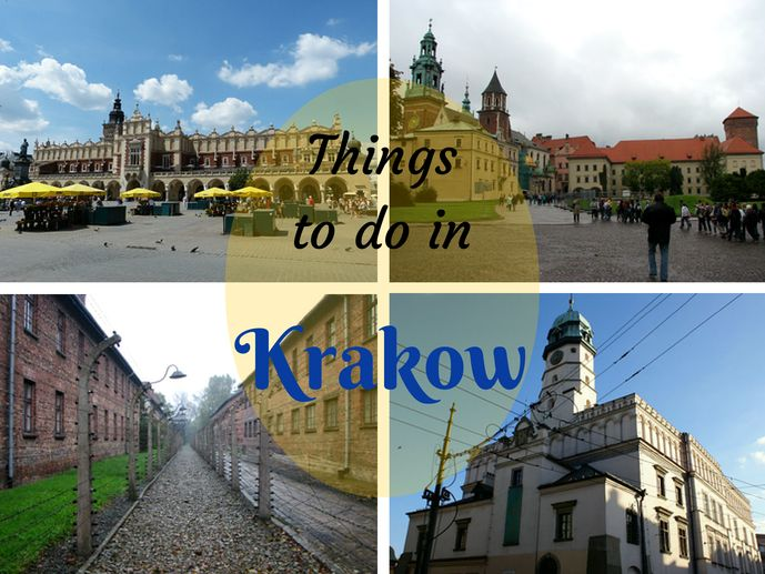 There is an abundance of things to do in Krakow as well as some really interesting and thought provoking half day trips to places just outside of the city.
