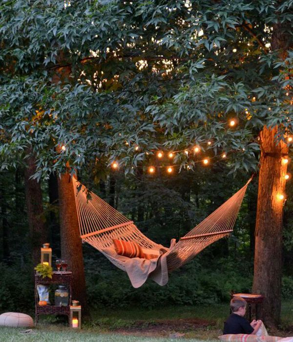 10 Most Romantic Backyard Lighting Ideas