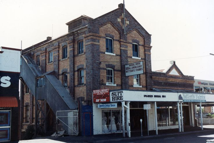 The Old Flour Mill – Past and Present | By the Bremer: Memories of Ipswich