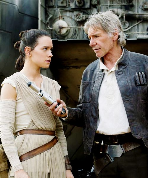 """theforcesource: """"  New 'The Force Awakens' Still """""""