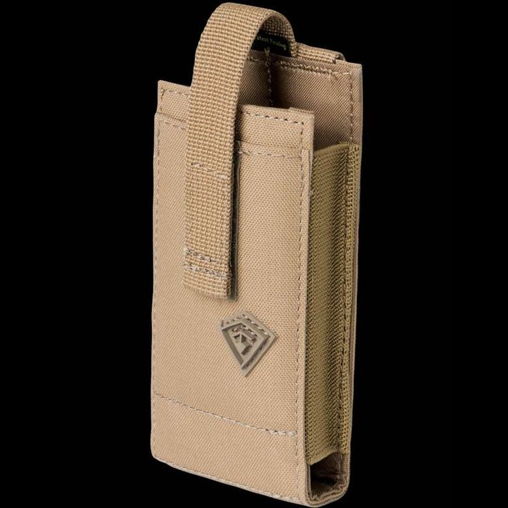 First Tactical Media Pouch MEDIUM - Coyote