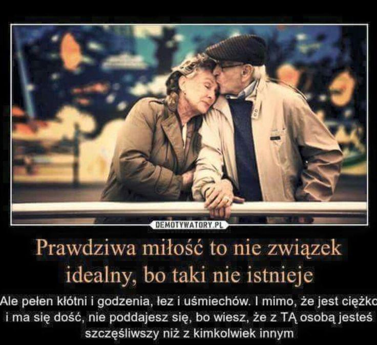 Idealny związek nie istnieje.......