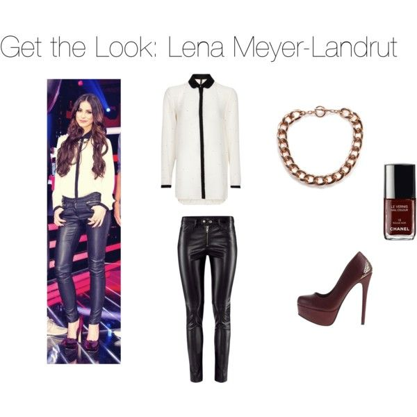 """Get the Look: Lena Meyer-Landrut"""