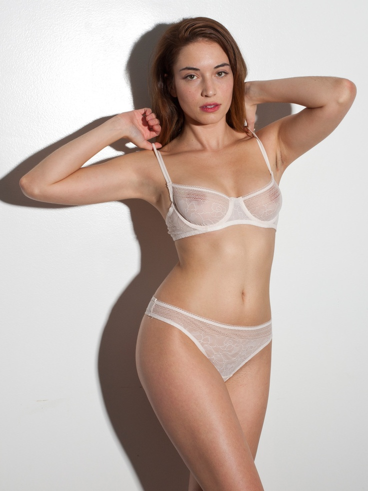 american apparel see through naked
