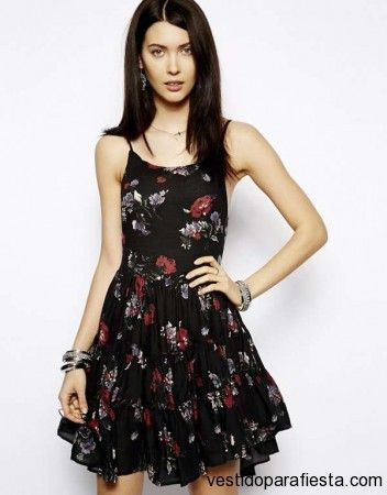 Mini vestidos veraniegos de moda casual 2014 http://vestidoparafiesta.com/mini-vestidos-veraniegos-de-moda-casual-2014/