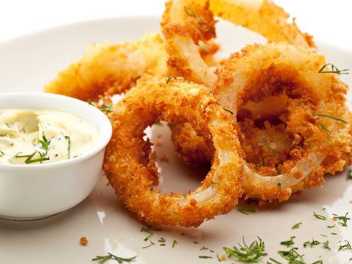 Calamars frits : Recette de Calamars frits - Marmiton