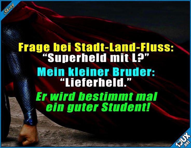 Verpflegung sichergestellt! ^^  Lustige Sprüche und Bilder #lustig #Sprüche #Studentenleben #Lieferheld #Superheld #lustig #Humor #Studentlife #Jodel #Humor