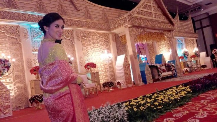 Padang Wedding Traditional Decoration by VG