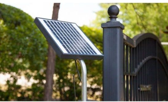An automatic gate opener is a great example of how simple and convenient it can be to use solar panels to power all of its tools and equipment. You can also get a 30% federal residential tax credit toward the cost of a new solar powered gate opener, accessories and installation, as long as you do it before December of this year. From MOTHER EARTH NEWS Blog