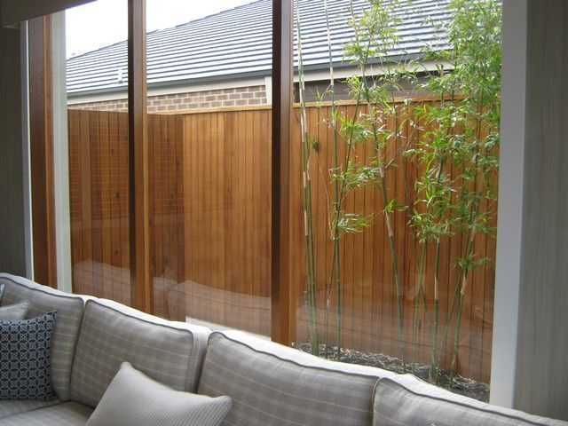How does Radial Timber Dressed Screen Boards look from inside? Info: http://radialtimbers.com.au/portfolio-type/metricon-homes/