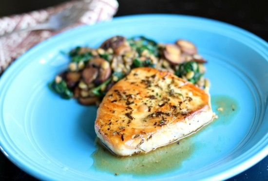 Pan-Seared Fish With Shiitake Mushrooms Recipes — Dishmaps