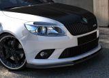 Fabia II RS 10-13 - front bumper DTM spoiler : superskoda.com