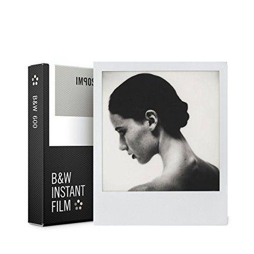 Pellicule N&B pour Appareil Polaroid type P600
