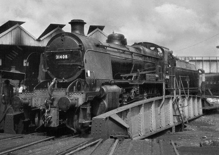 BR  31408   2-6-0 Class N