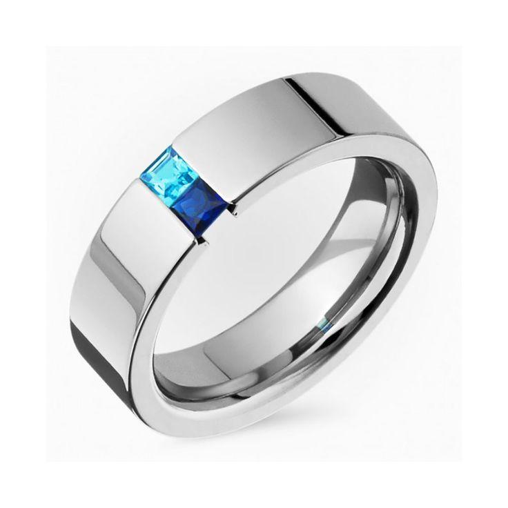 новые мужские ТИТАНА САПФИР TENSION КОМПЛЕКТ promis ОБРУЧАЛЬНОЕ польский закончил кольцо | Украшения и часы, Помолвка и свадьба, Кольца для свадеб и годовщин | eBay!