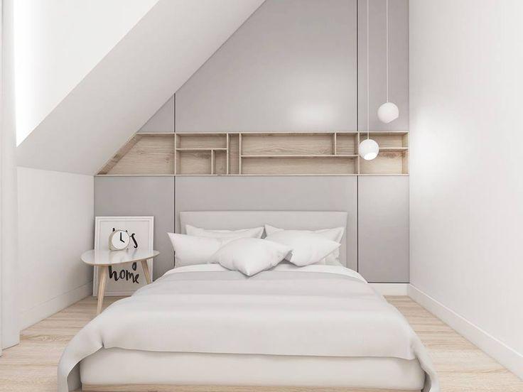 Bedroom FOORMA Pracownia Architektury Wnętrz