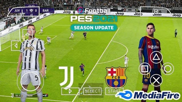 Pes 2021 Psp Download Iso Android Offline Ps5 Camera New Menu Ppsspp In 2021 Install Game Android Game Apps Face Kit