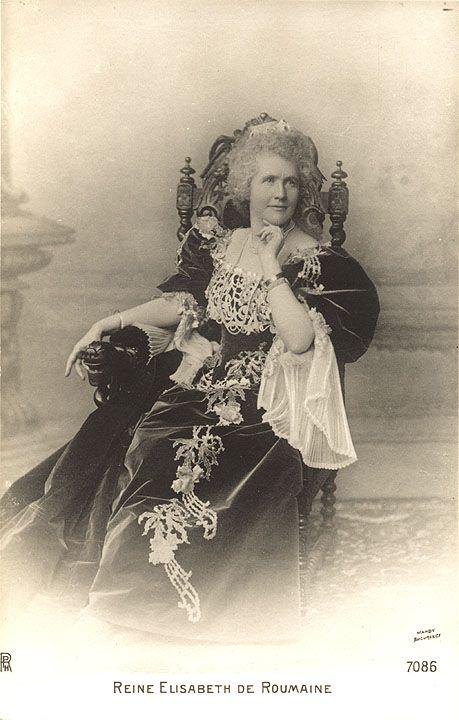 Carmen Sylva Queen Elisabeth of Romania