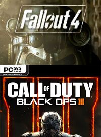 Fallout 4 + Black Ops 3 Combo Pack – Region Free | Game Keys World