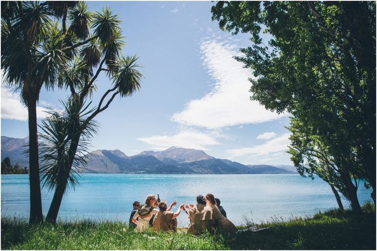 A wedding toast, looking back to Queenstown across Lake Wakatipu  #WalterPeak #NZweddings #Queenstown #RealJourneys #TSSEarnslaw #LakeWakatipu #NewZealand