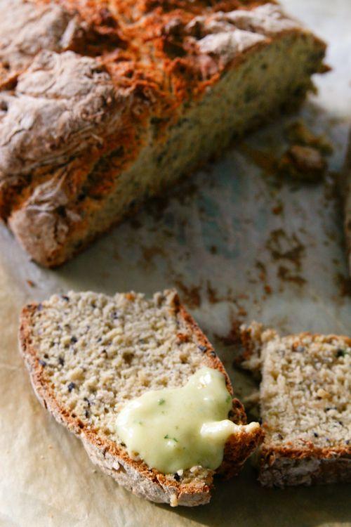 Una dintre cele mai simple retete de paine pe care am incercat-o.
