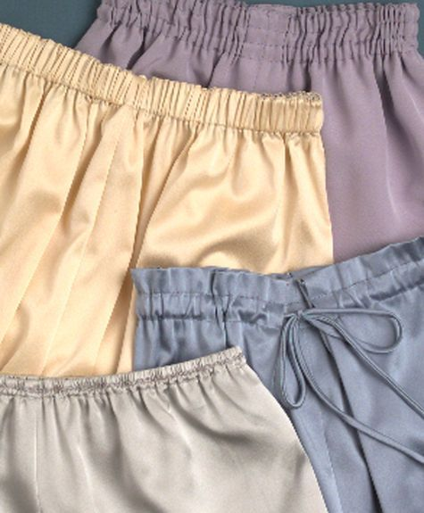 Sewing professionals and designers share their secrets for comfortable, fashionable waistbands.
