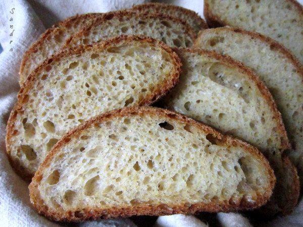 Pane con mais e grano saraceno | dolce forno