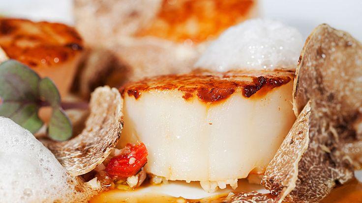 Jantares de Sonho do Ritz - Menu Trufa - Elle Portugal