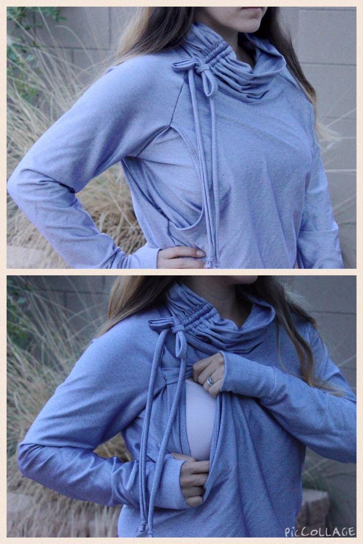 womens raglan nursing mod breastfeeding sew sewing pdf pattern tutorial how to shirt top tee
