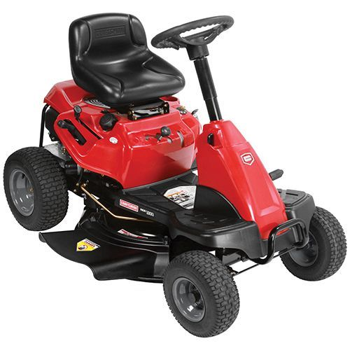 Riding Lawn #Mower Spec: #Craftsman 30 In. 420cc 6-speed Riding Mower Non Ca...