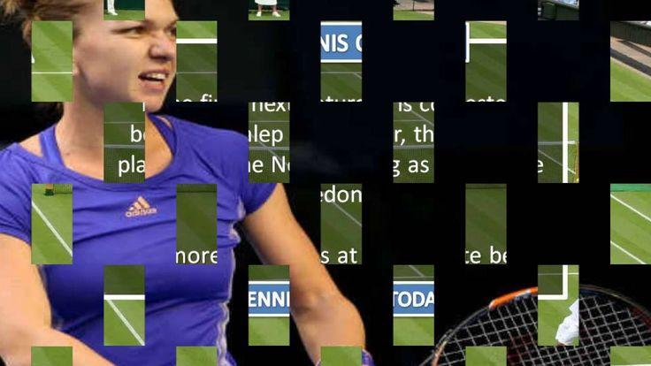 Simona Halep eyes number 1, practices hard at Wimbledon