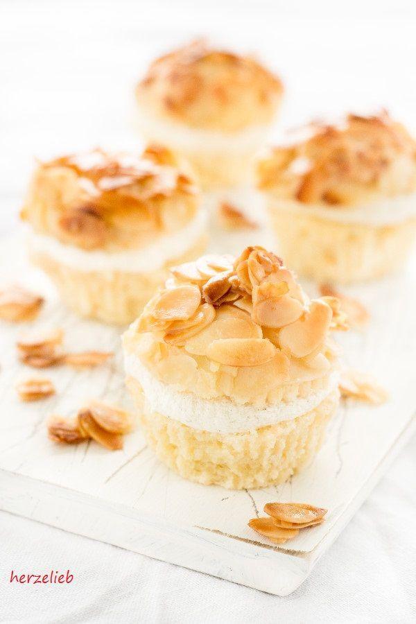 Rezept für Bienenstich-Muffins