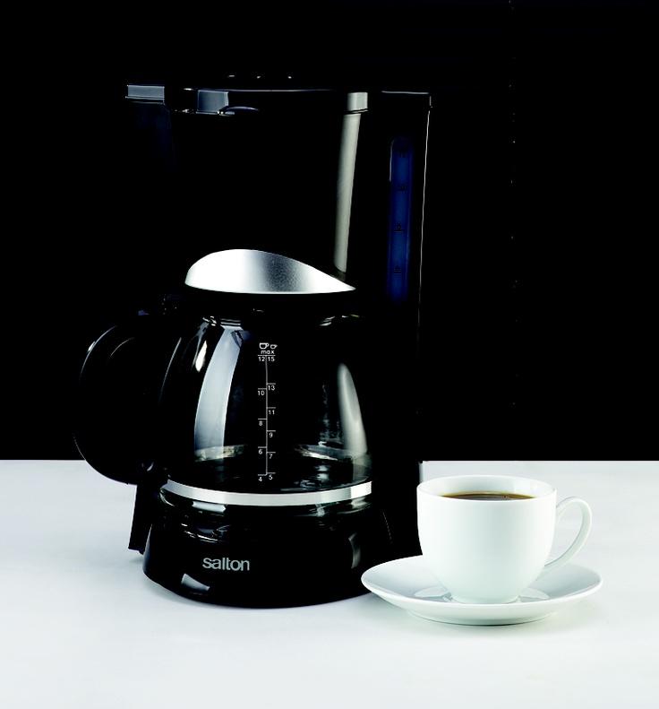 THE SUPPLY SHOPPE - Product - SCM75 SALTON COFFEE MAKER
