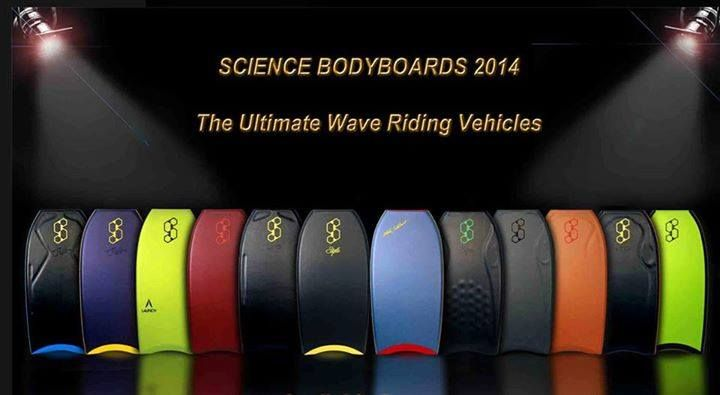 Science Bodyboards 2014 #bodyboarding #science