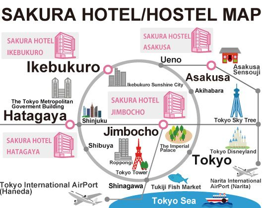 Osaka Prefecture - Japan Travel - Tourism Guide and Travel Map