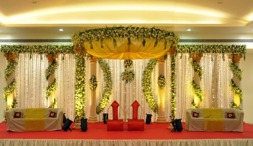 Floral Decor is an integral part of any marriage. Therefore, a Good experienced florists is needed to get right kind of visual effects and matching with the Wedding Theme. He must have exposure to latest designs and trends.