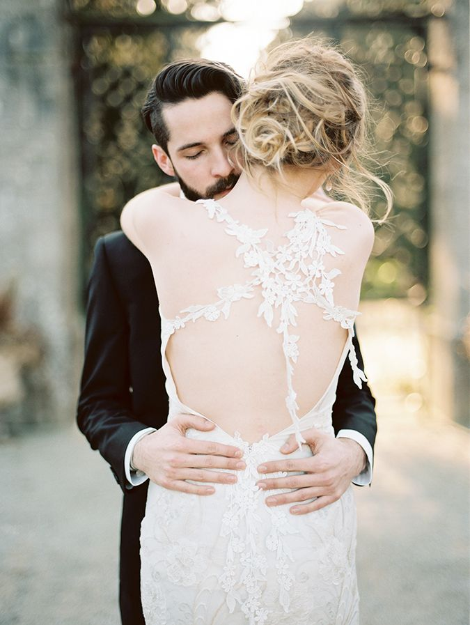 Perfect >> Glitter Gold Wedding Inspiration by Brosnan Photographic