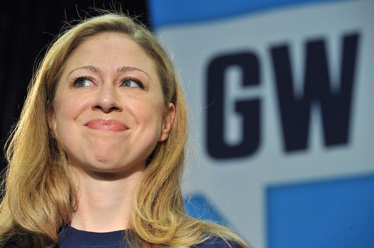 Chelsea Clinton Accidentally Calls Bernie Sanders 'President' [Video]
