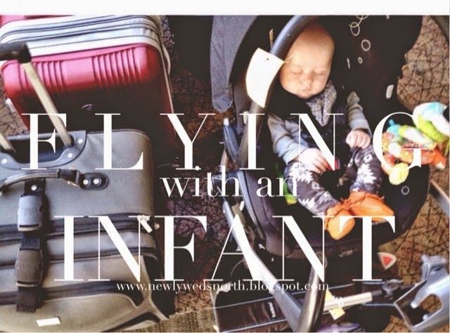 Flying With an Infant: Check In to Touchdown | Olive and Tate