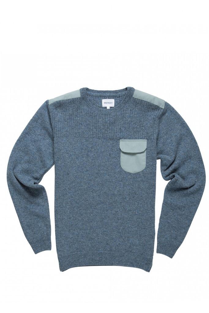 Norse Projects Agni Knit Oi Polloi Sweater