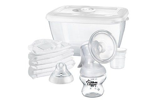 tommee tippee manual breast pump part 2