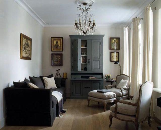 Бельгийский стиль: микс деревенского и дворцового интерьера | Обустройство на topkvadrat.ru