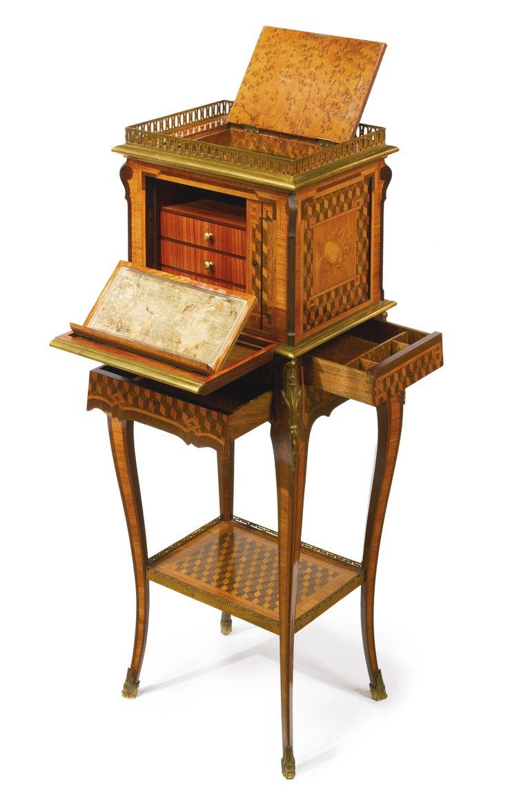 Alfred emmanuel louis beurdeley 1847 1919 a transition for Furniture 0ne