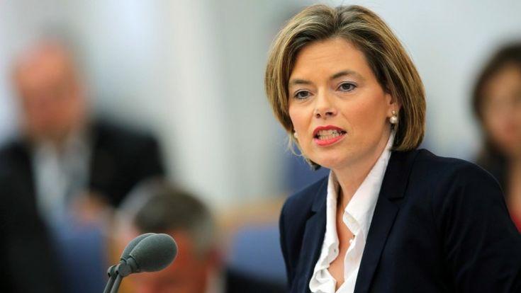 Die stellvertretende CDU-Vorsitzende Julia Klöckner. (dpa / picture alliance / Fredrik Von Erichsen)