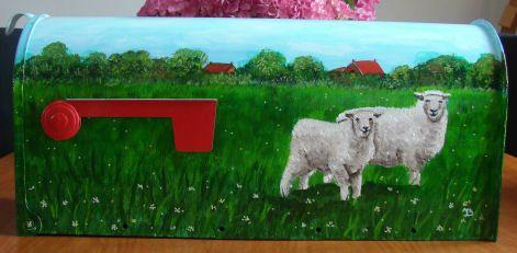 Brievenbussen - www.jbcreatief.nl