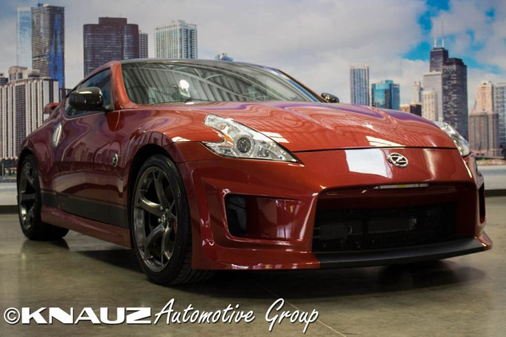 2013 Nissan 370Z NISMO Coupe for sale in North Chicago, IL